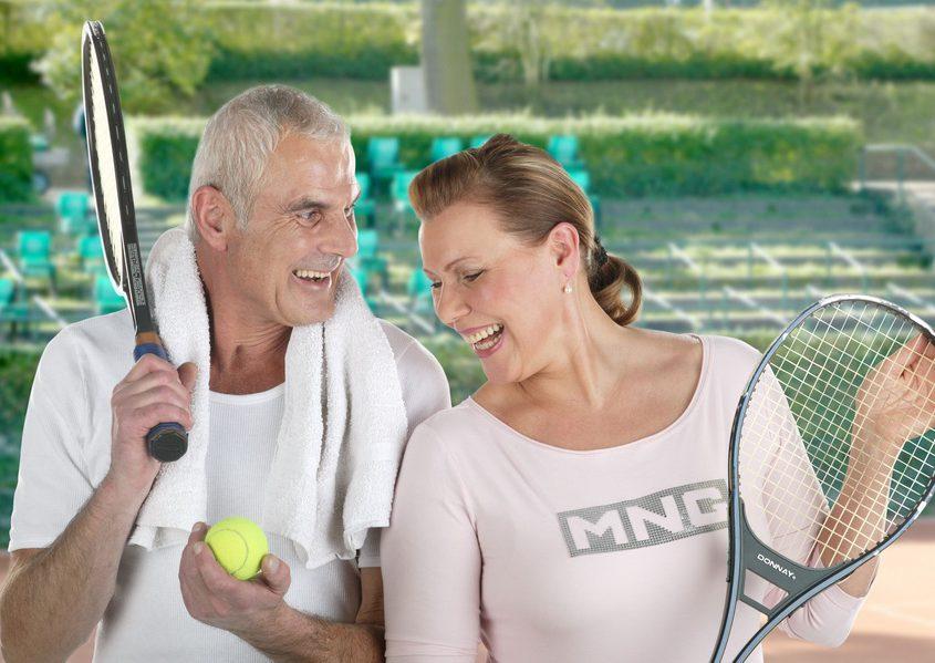 Auch im Alter schöne Zähne und dadurch länger gesund